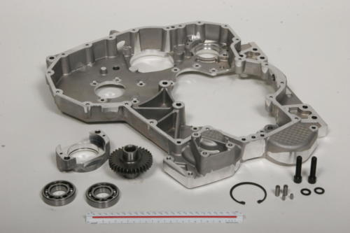 Aluminum Housing and Retainer Assembly